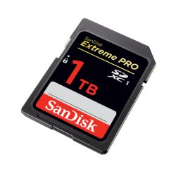 1tb SD Card from Sandisk